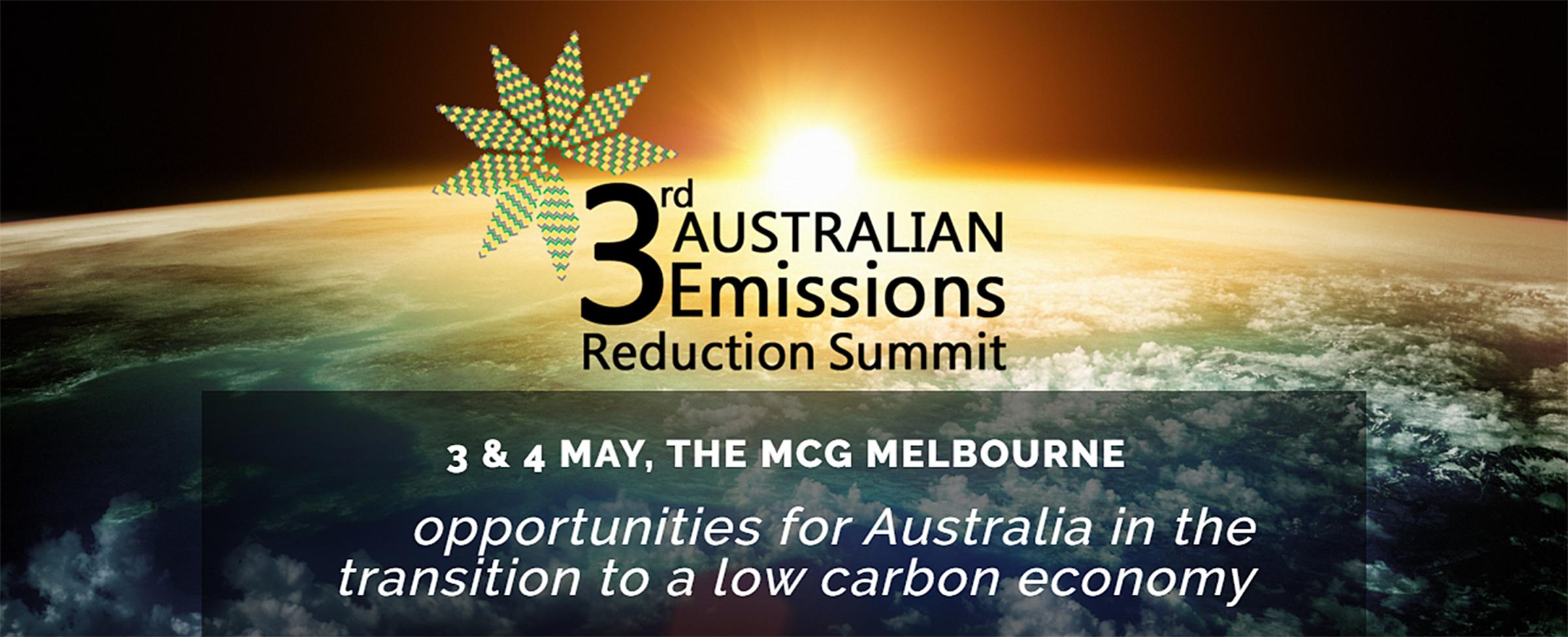 3rd Australian Emissions Reduction Summit.png